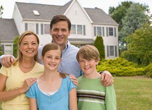 house family life home insurance
